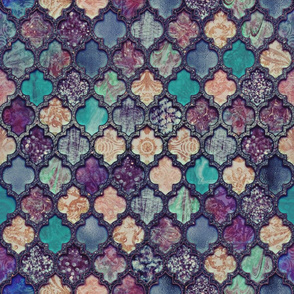 Marrocan Tiles Palace Luxury