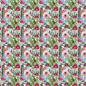Watercolor Succulents (1250 dpi)