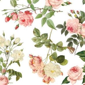 Empress Josephine's Rose Garden half scale