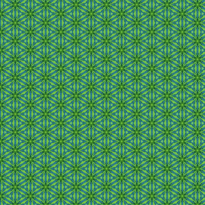 Sanibel: Star Lattice-Lime