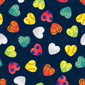 Girls Love Sports by ArtfulFreddy