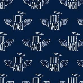 Little Angel - navy - LAD19