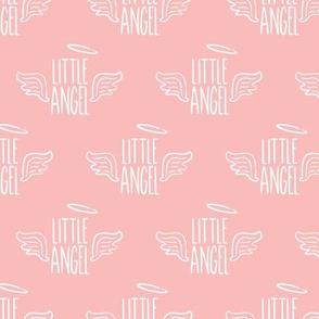 Little Angel - pink - LAD19