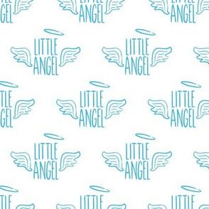 Little Angel - blue - LAD19