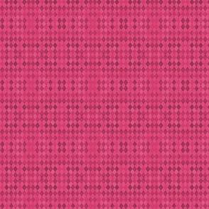 Pink Harlequin Diamonds
