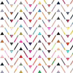 Colorful Tiny Triangles