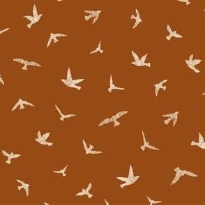 Birds in Flight Original