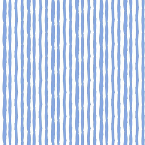 Little Paper Straws in Periwinkle Vertical
