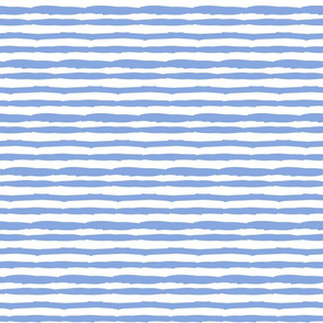 Little Paper Straws in Periwinkle Horizontal