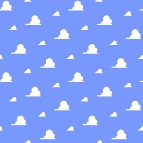 Toy Cloud Wallpaper Small