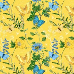 Cadmium Gardens: Yellow