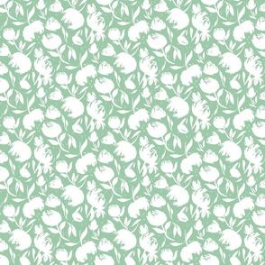 Garden Breakfast Pop | Hummingbirds Coffee Bean Petals | Renee Davis