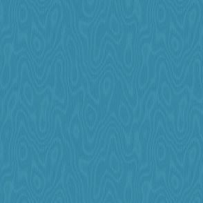 faux bois moire - chalk blue