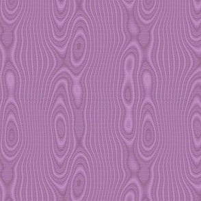 faux silk moire - twilight mauve