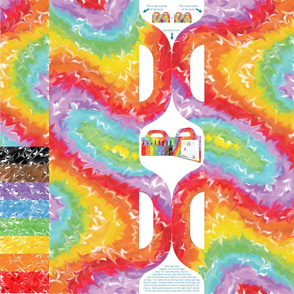 Rainbow Art Book