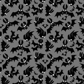 Monochrome Bats