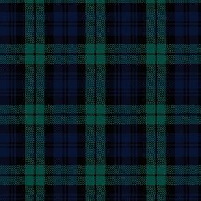 Campbell tartan clan