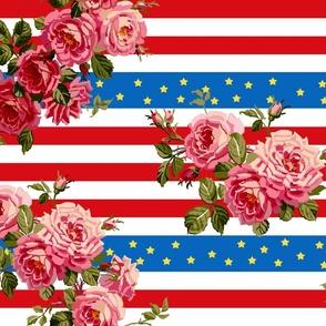 Americana Summer Roses 1