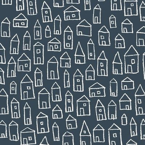 Village Sketch SLate