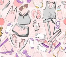 Fashionista Fitness Girl