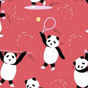 Go Panda, Go!