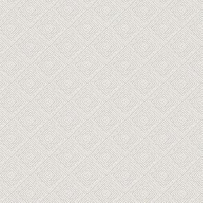 Boxes // white on grey