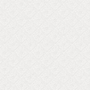 Boxes // grey on white