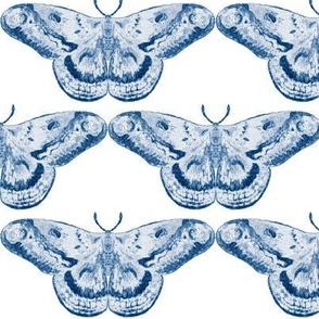 Delft Vibe Mystic Moth on White