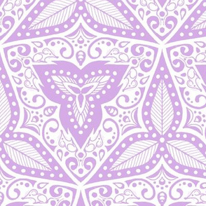 Hiding Mice - Lavender