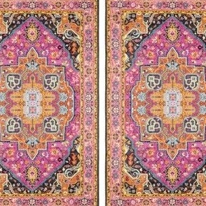 surya anika pink matto -ed long