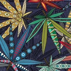 boho weed midnight