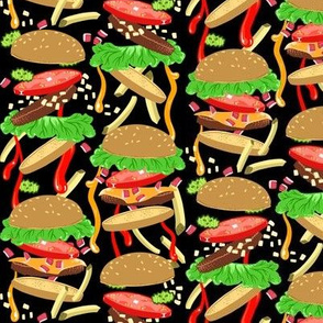 Burgers and Fries 2