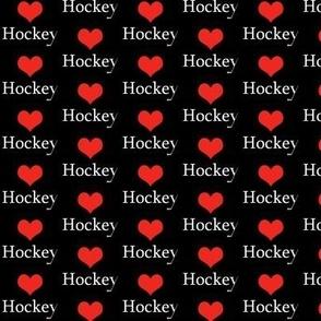 _Heart Hockey black