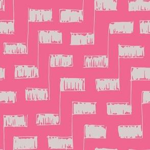 Tracks - Lovely Pink
