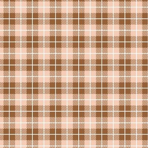 Camp Plaid Peachy Dark