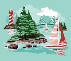 Great Lakes Summer
