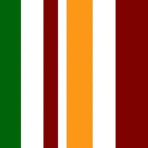 Dapper Fall Stripes - Adult