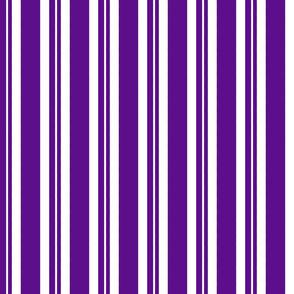 Dapper Vest Stripes Violet - Child
