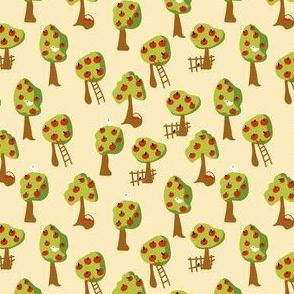 orchard ( APPLE Synergy0002) by rysunki_malunki