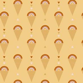 Rainbow Ice Cream Vanilla