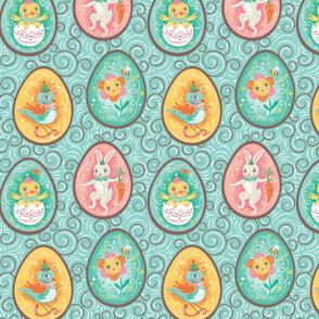 Easter Mischief Makers