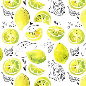bright lemons