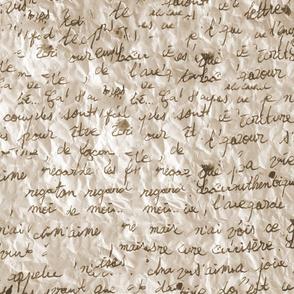 fantasy letter