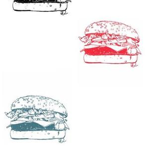 Burger vista