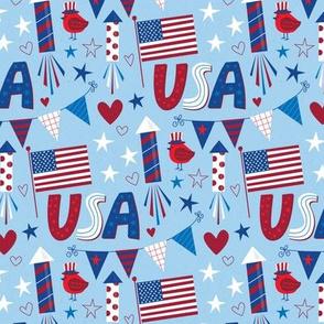 Yay USA