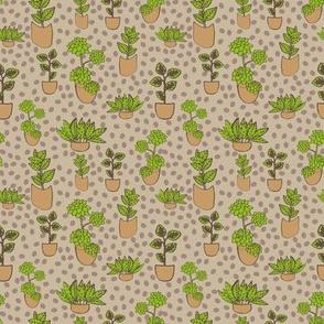 potted plants by rysunki_malunki