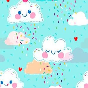 Raining Sprinkles - Medium Print