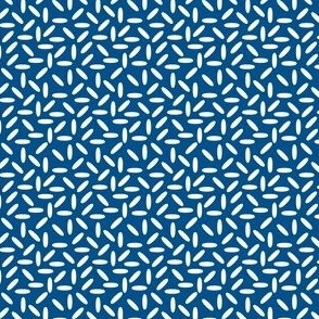 Rice -blue