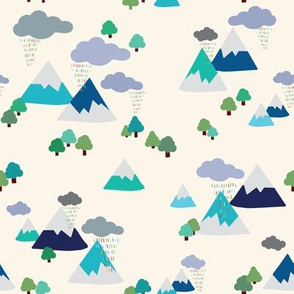 little mountains