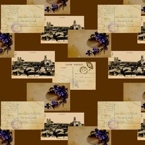 Grandma Irene WWI postcards